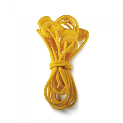 Ultimate Performance Elastic Laces - Yellow