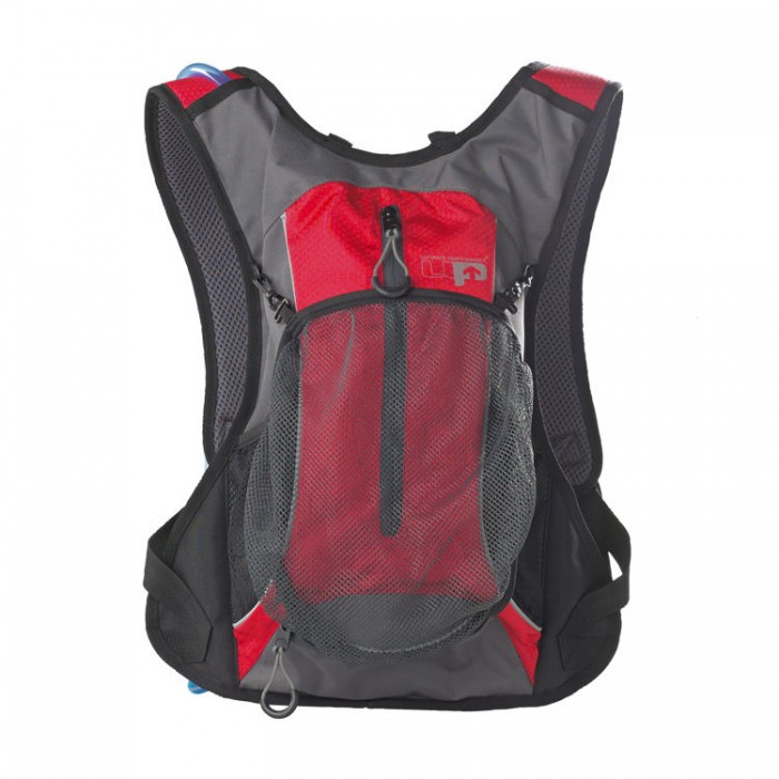 Ultimate Performance Grafham 2.0l Hydration Backpack  GreyRed