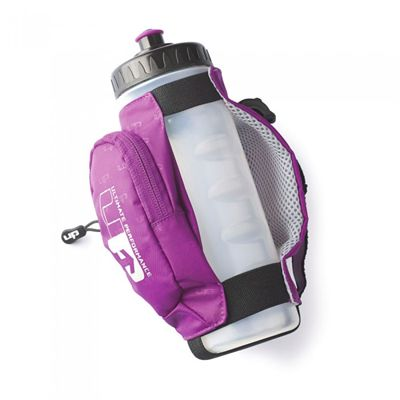 Ultimate Performance Kielder Handheld Water Bottle-Purple
