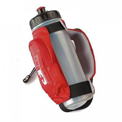Ultimate Performance Kielder Handheld Water Bottle-Red