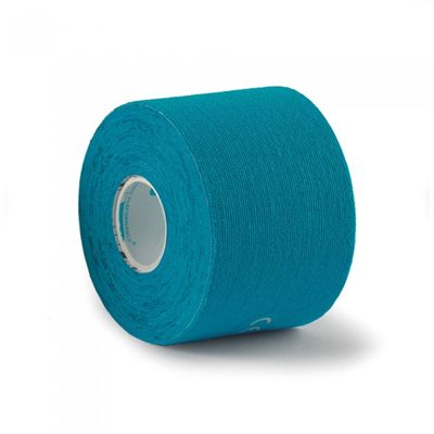 Ultimate Performance Kinesiology 5m Precut Tape Roll-Blue