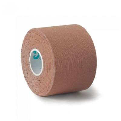 Ultimate Performance Kinesiology 5m Precut Tape Roll-Natural