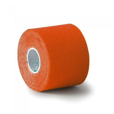 Ultimate Performance Kinesiology 5m Precut Tape Roll-Orange
