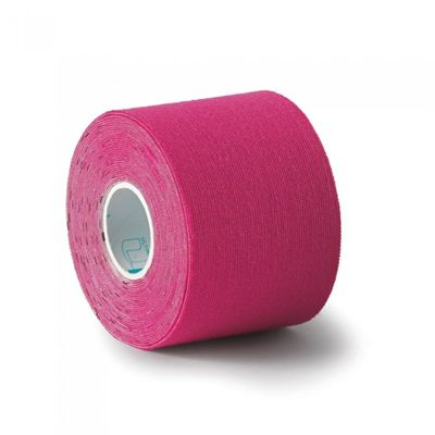 Ultimate Performance Kinesiology 5m Precut Tape Roll-Pink