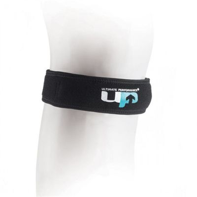 Ultimate Performance Patella Knee Strap-Black