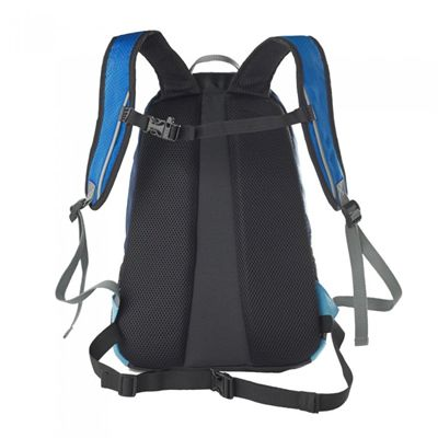 Ultimate Performance Peak II Backpack-Blue-Back View