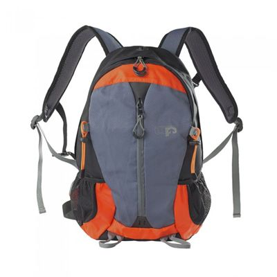 Ultimate Performance Peak II Backpack-Blue-Front View Image
