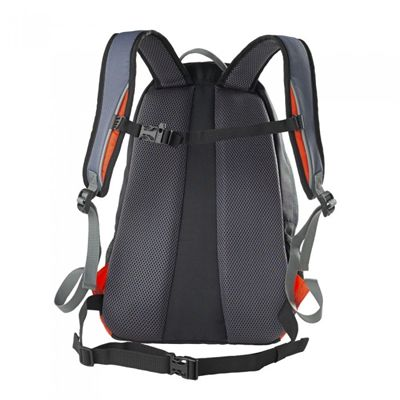 Ultimate Performance Peak II Backpack-Orange-Back View
