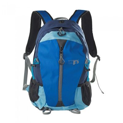 Ultimate Performance Peak II Backpack-Blue-Front View