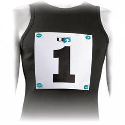 Ultimate Performance Race Number Magnets - Pack of 4