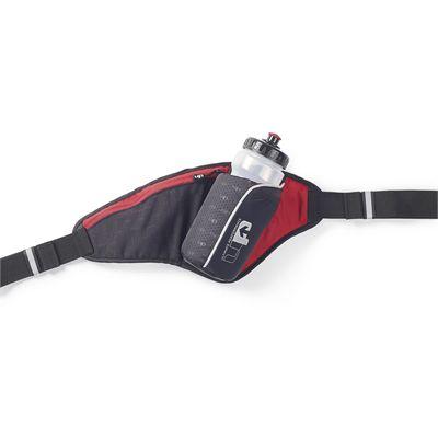 Ultimate Performance Ribble II Water Bottle Belt - Red