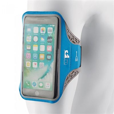 Ultimate Performance Ridgeway Phone Holder Armband - Blue