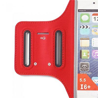 Ultimate Performance Ridgeway Phone Holder Armband - Strap1