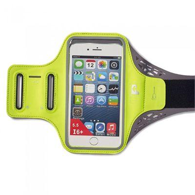 Ultimate Performance Ridgeway Phone Holder Armband - Yellow