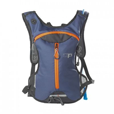 Ultimate Performance Tarn Performance 1.5l Hydration Backpack -Blue-Orange-Front