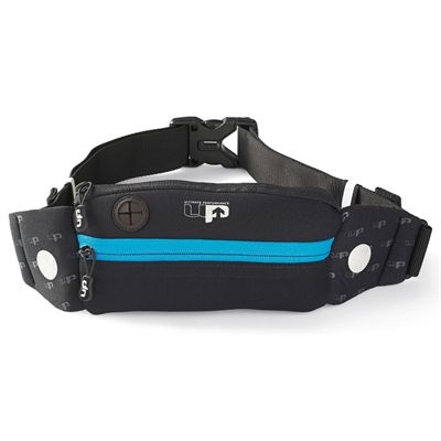 Ultimate Performance Titan Running Belt-Blue