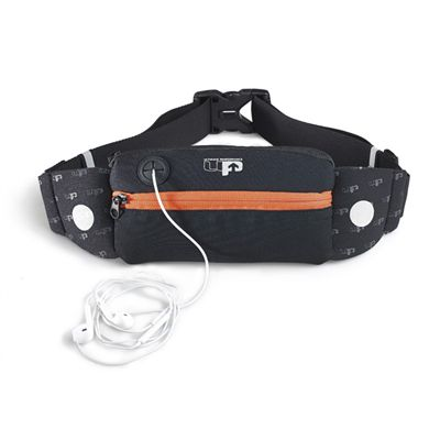 Ultimate Performance Titan Running Belt-Orange