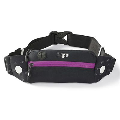 Ultimate Performance Titan Running Belt-Purple