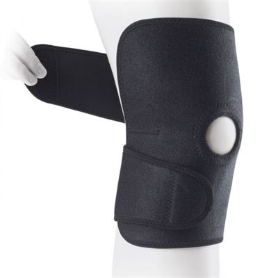 Ultimate Performance Ultimate Open Patella Knee Support-In Use