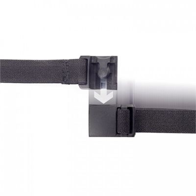 Ultimate Performance Wookey Fidlock Running Belt-Lock System