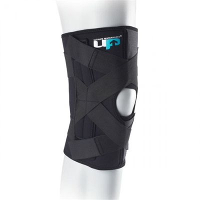 Ultimate Performance Wraparound Knee Brace with Springs