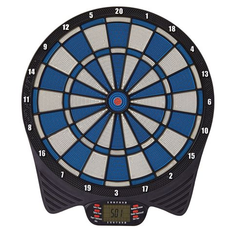 Unicorn Soft Tip Electronic LCD Dartboard