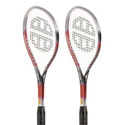 Unsquashable Foundation Mini Squash Racket Double Pack