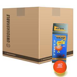 Unsquashable Improver Mini Squash Balls - 6 Dozen