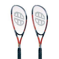 Unsquashable Mini Squash Improver Racket Double Pack