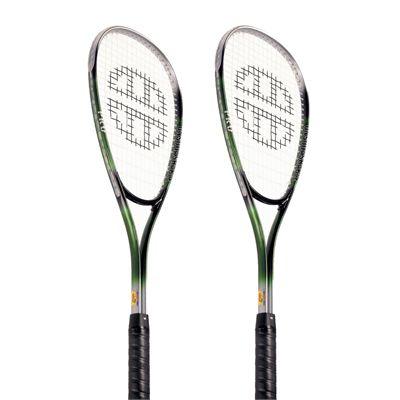 Unsquashable Pro Mini Squash Racket Double Pack
