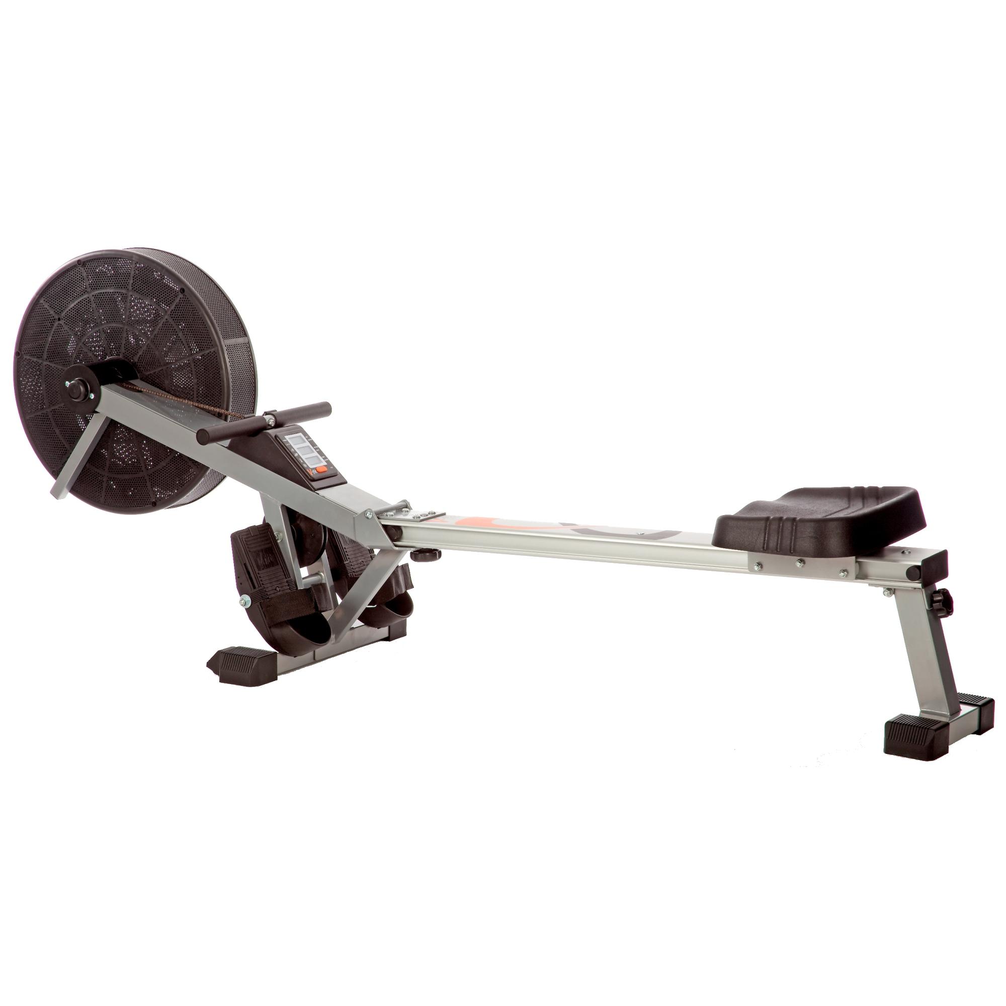 rowing machine distance