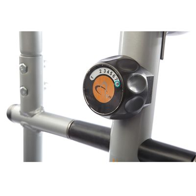 V-fit G Series C-ET Combination Magnetic 2-in-1 Cycle-Cross Trainer-Regulation