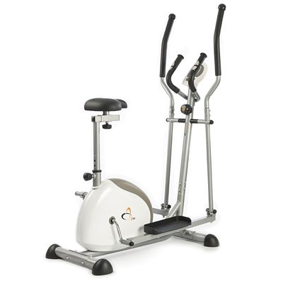 V-fit G Series C-ET Combination Magnetic 2-in-1 Cycle-Cross Trainer Image