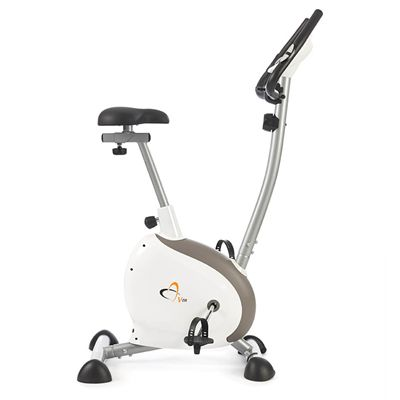 V-fit G Series UC Upright Magnetic Exercise Bike - Side