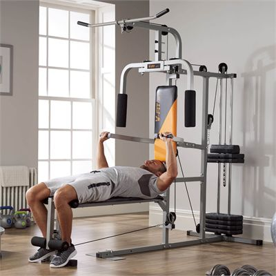 V-fit Herculean Cobra Lay Flat Multi Gym  - Lifestyle