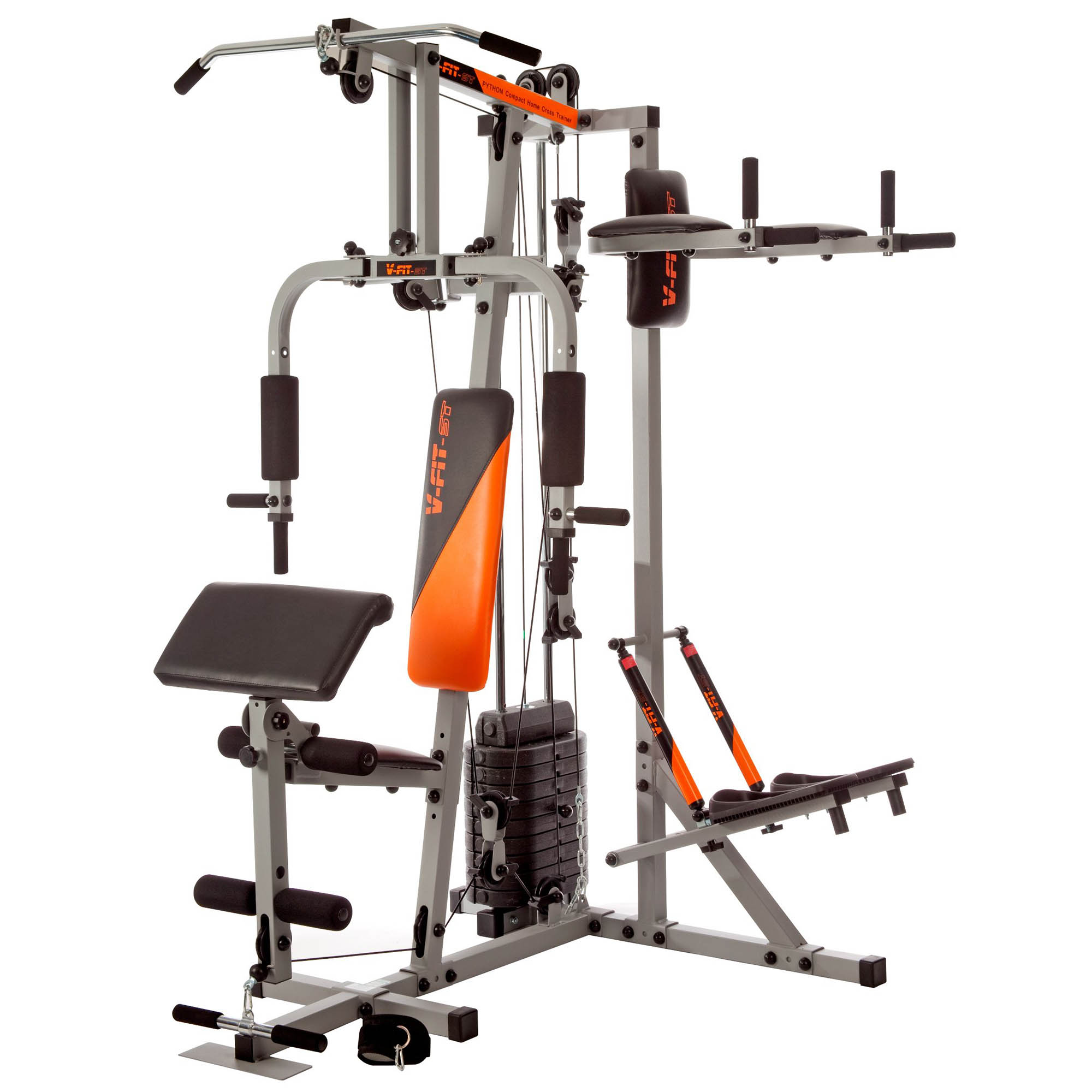 V-fit Herculean Python Multi Gym