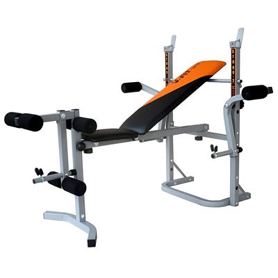 V-Fit Herculean STB09-2 Folding Weight Bench - Main Image