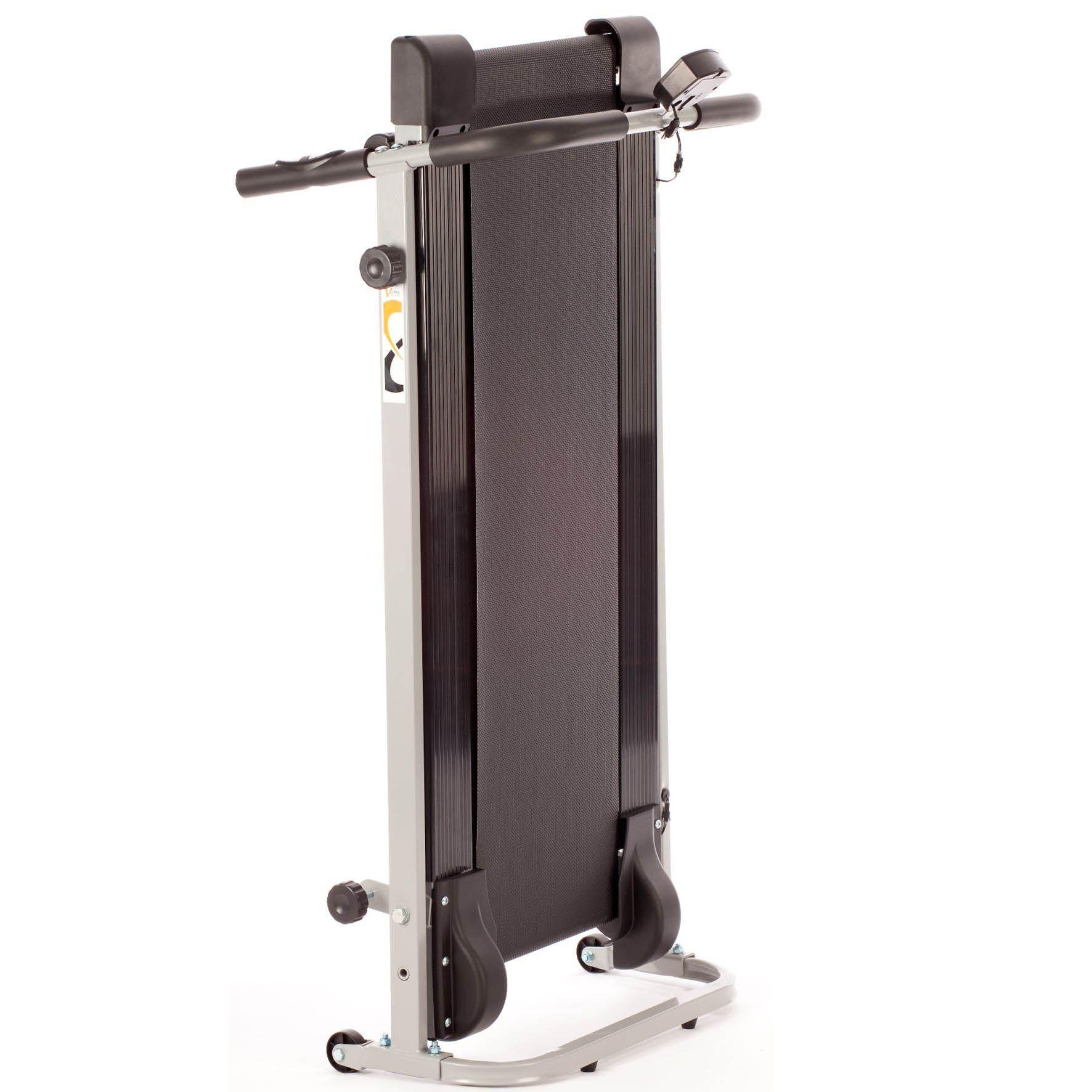 Golds Gym Treadmill 480 Manual: V-Fit MTT1 Manual Folding Treadmill