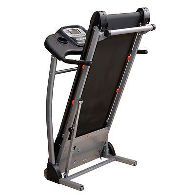 V-fit TRV1/12 Power Treadmill Folded