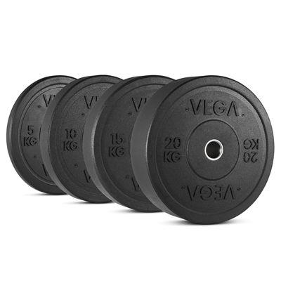 Vega Rubber Crumb Bumper Plate 3