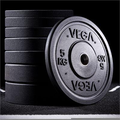 Vega Rubber Crumb Bumper Plate
