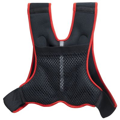 Viavito 2.5kg Weighted Vest - Back