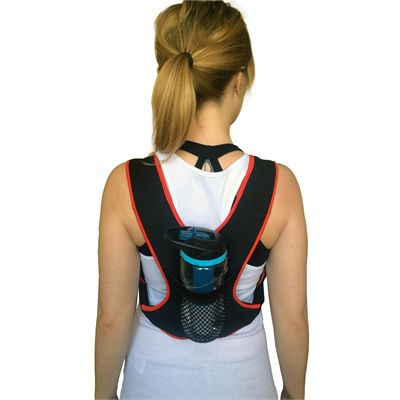 Viavito 2.5kg Weighted Vest-Back-View