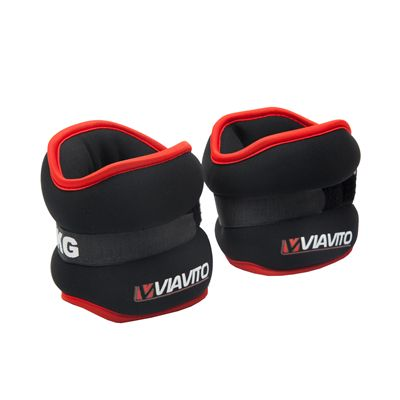 Viavito 2 x 1.5kg Ankle Weights - Image 2