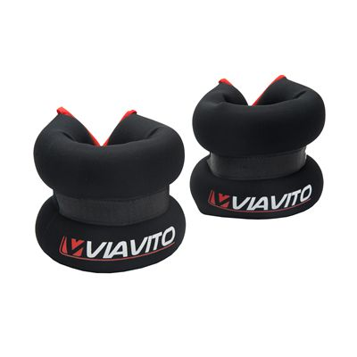 Viavito 2 x 1.5kg Wrist Weights - Image 2