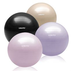 Viavito 500kg Studio Anti-burst 65cm Gym Ball