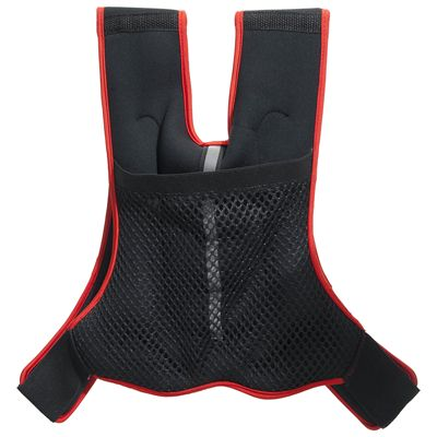 Viavito 5kg Weighted Vest - Back