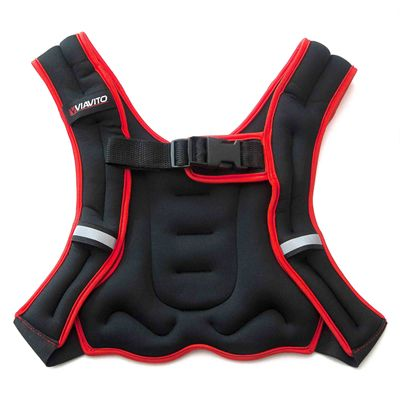 Viavito 5kg Weighted Vest - Front