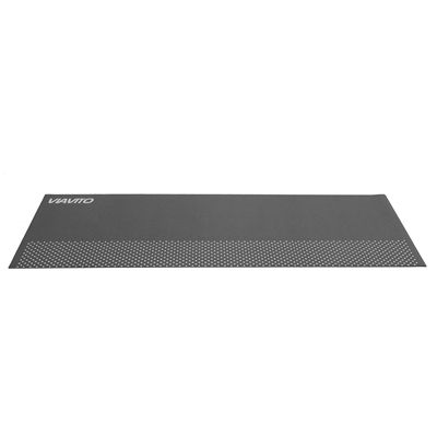 Viavito 6mm Yoga Mat with Carry Strap - Grey