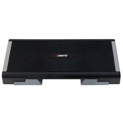 Viavito Adjustable Aerobic Step - Top